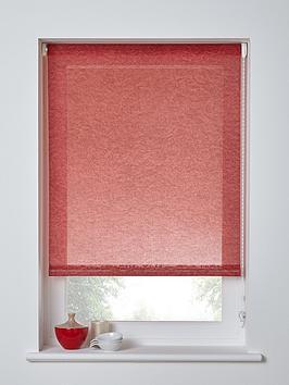 saturn-printed-sheer-roller-blind-red