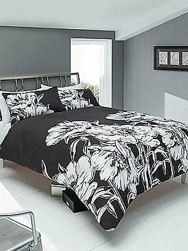 amelia-duvet-cover-and-pillowcase-set-black