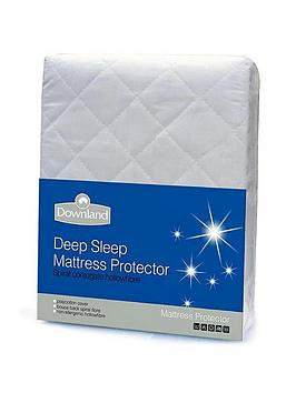 downland-deep-sleep-mattress-protector-30cm-depth