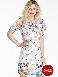 fearne-cotton-butterfly-print-lace-dress