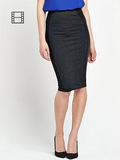 south-ponte-rib-pencil-skirt