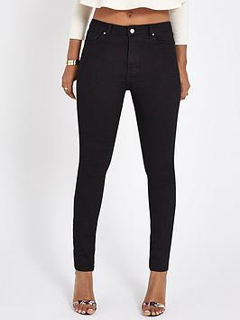 rochelle-humes-high-waisted-jeans