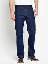 Brooklyn Mens Straight Fit Jeans