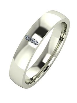 love-diamond-9-carat-white-gold-diamond-set-4mm-court-wedding-band