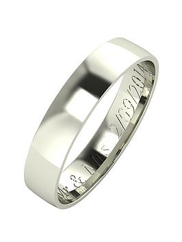 love-gold-personalised-9-carat-white-gold-court-wedding-band-4mm