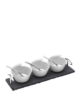 arthur-price-kitchen-set-of-3-bowls-and-slate-base