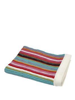 mamas-papas-knitted-blanket-gingerbread-70-x-90-cm