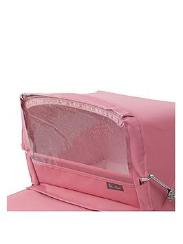 silver-cross-dolls-pram-rain-shield-pink