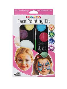 snazaroo-girl-face-painting-kit