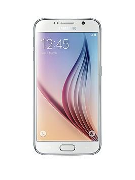 Galaxy S6, 32Gb - White