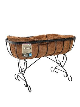 smart-garden-saxon-24inch-cradle-planter-with-liner
