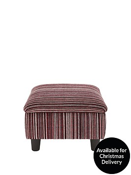 brodie-striped-fabric-footstool