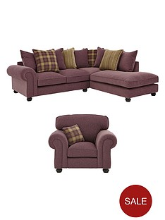 orkney-right-hand-fabric-corner-chaise-and-armchair-buy-and-save