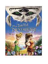 TinkerBell and The Legend of the NeverBeast - DVD