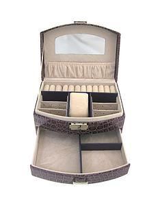 purple-mock-croc-faux-leather-lockable-jewellery-case-with-pull-out-drawer