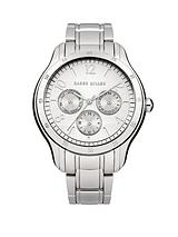 Silver Tone Bracelet Ladies Watch