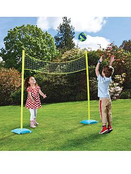 hy-pro-international-bumper-all-surface-tennis-and-volley-ball-set