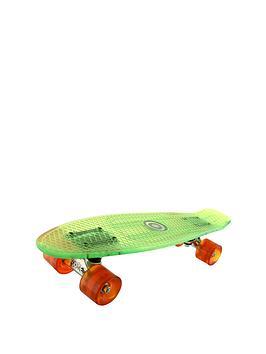 bored-neon-xt-skatebaord-lime-green
