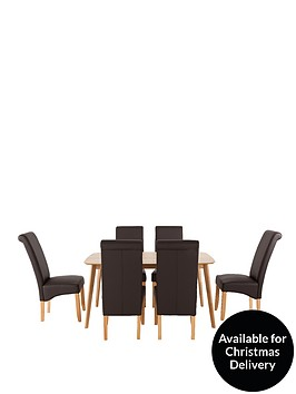 charles-120-cm-dining-table-4-brook-faux-leather-chairs