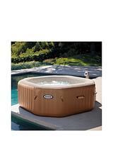 Intex Pure Spa Bubble Therapy Hot Tub