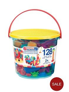 bristle-blocks-128-piece-jungle-adventure-bucket