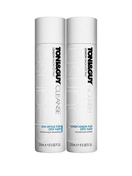 toniguy-cleanse-and-nourish-dry-duo