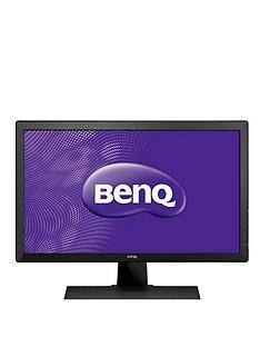 benq-rl2455hm-24-inch-full-hd-widescreen-tn-led-console-gaming-monitor-blackred