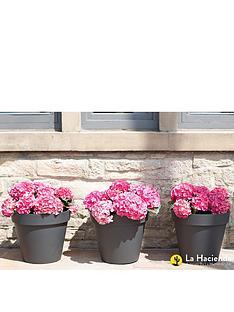 la-hacienda-set-of-3-x-40cm-eco-friendly-capri-pots-anthracite