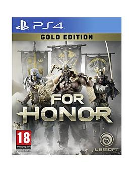 playstation-4-for-honor