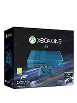 1Tb Console with Forza Motorsport 6 and Optional Wireless Controller or Optional Wireless Controller and 12 Months Xbox Live