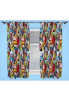 marvel-comic-justice-pleated-curtains