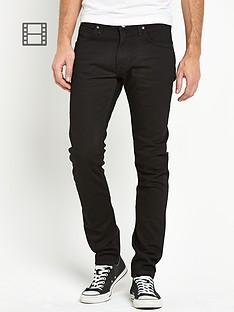 lee-luke-slim-tapered-mens-jeans-clean-black