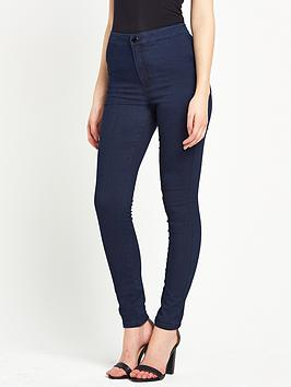 miss-selfridge-miss-selfridge-super-skinny-high-waisted-jeggings