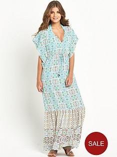 resort-printed-batwing-woven-beach-maxi-dress