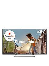 TX-50CX680B 50 inch Smart 4K Ultra HD LED TV - Black