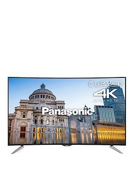 panasonic-tx-55cr430b-55-inch-curved-smart-4k-ultra-hd-led-tv-black