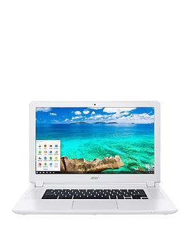 acer-chromebook-15-intelreg-celeronreg-processor-2gb-ram-32gb-ssd-storage-156-inch-chromebook-white