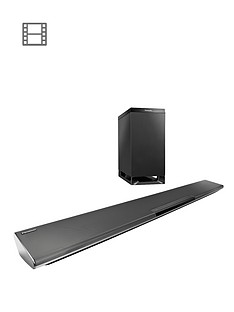 panasonic-sc-htb485-250-watt-bluetooth-nfc-soundbar-with-wireless-subwoofer