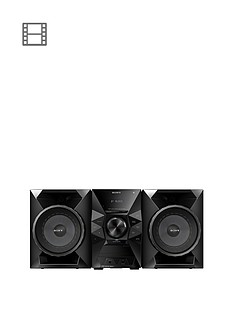 sony-mhc-ecl77bt-hi-fi-system-with-nfc-and-bluetooth-black