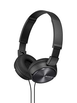 sony-mdr-zx310ap-on-ear-folding-headphones-black