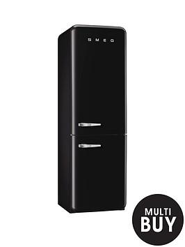 smeg-fab32rnn-60cm-fridge-freezer-black
