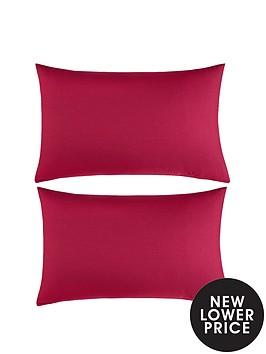 non-iron-percale-180-thread-count-housewife-pillowcases-pair