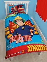 Brave Panel Single Duvet Cover Set