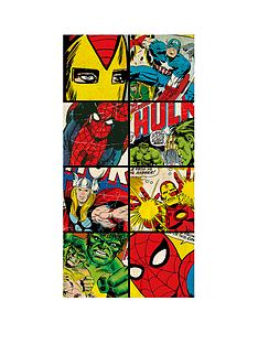 marvel-beach-towel