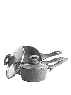 salter-everest-3-piece-marblestone-pan-set--grey