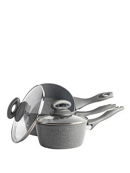 salter-everest-3-piece-marblestone-pan-set--grey