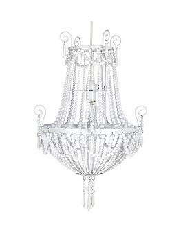 fearne-cotton-aruba-easy-fit-pendant-white