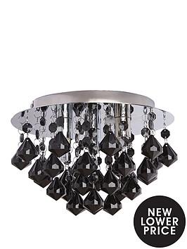 maya-ceiling-light-black