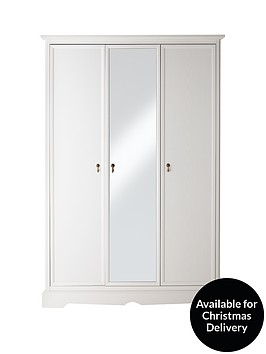 charlotte-3-door-mirrored-wardrobe