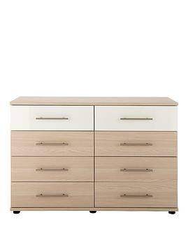 consort-putney-ready-assembled-4-4-drawer-chest